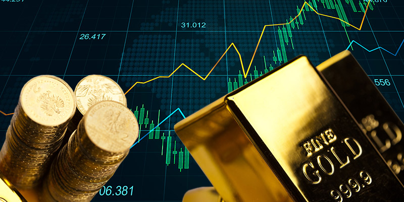 القدرة على تحقيق الربح في سوق الذهب المرتفع أو المنخفض